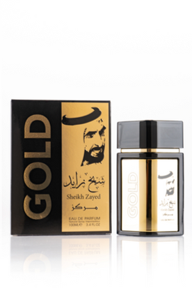 Sheikh Zayed Special Gold - Mens Colllection