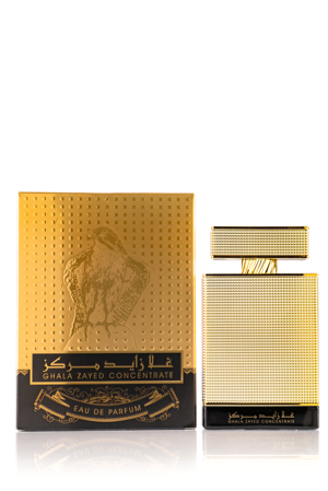 Ghala Zayed Concentrate Gold - Mens Colllection