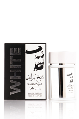 Sheikh Zayed Special White - Mens Colllection
